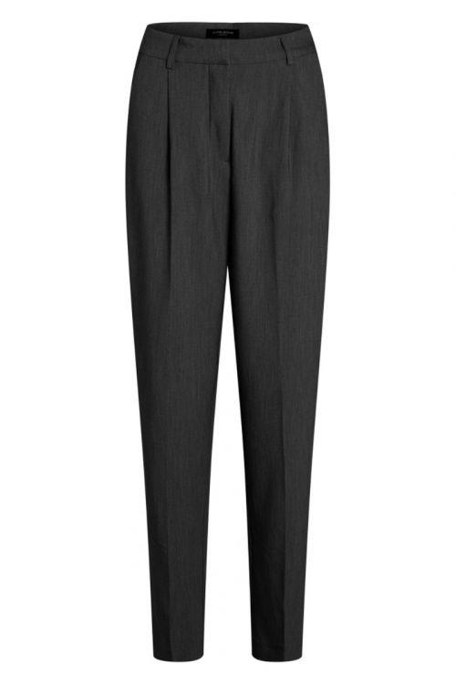 Bruuns Bazaar - Bukser - CindySus Ciry Pants - Black