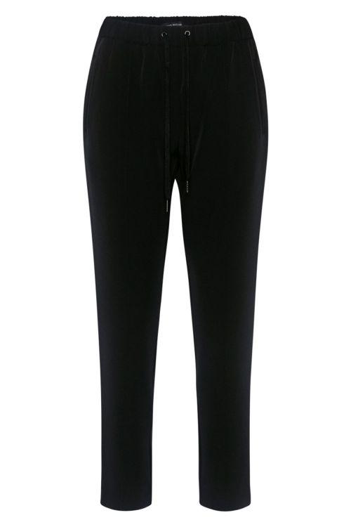 Bruuns Bazaar Bukser Ruby Livia Pant Black Front