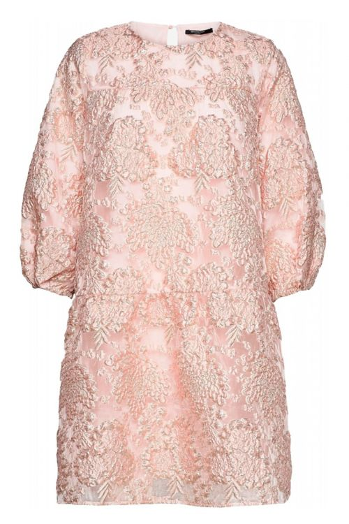 Bruuns Bazaar - Kjole - Alise Millow Dress - Misty Rose