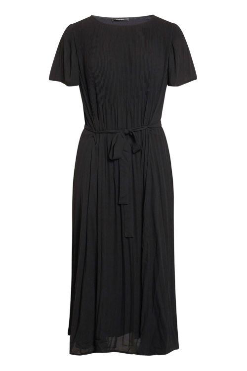 Bruuns Bazaar Kjole Pearl Zilla Dress Black Front
