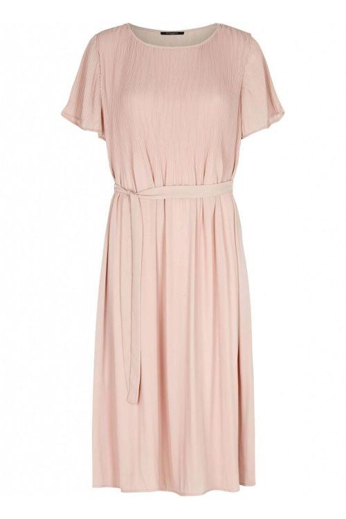Bruuns Bazaar Kjole Pearl Zilla Dress Cream Rose Front