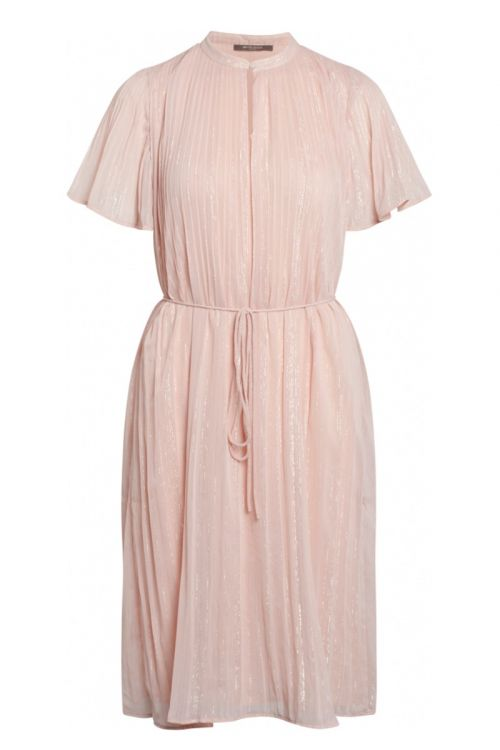 Bruuns Bazaar  Kjole  Senna Calia Dress  Misty Rose Front