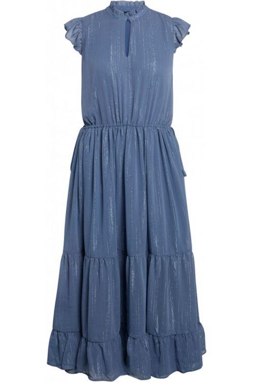 Bruuns Bazaar - Kjole - Senna Ofia Dress - Riverside
