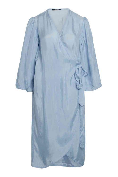 Bruuns Bazaar - Kjole - Sianna Monnika Dress - Sky