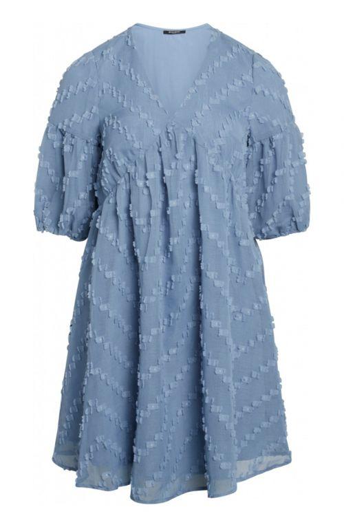 Bruuns Bazaar Kjole Women Borage Serine Dress Denim Front