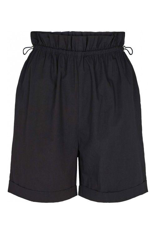 Bruuns Bazaar Shorts Freyie Denni Shorts black Front