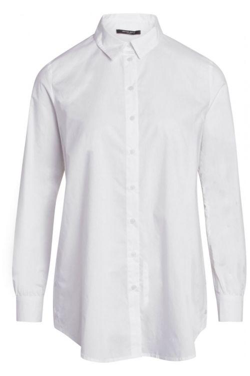 Bruuns Bazaar- Skjorte - Rosie Liber Shirt - White