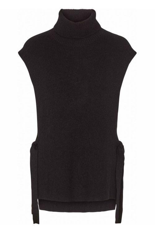 Bruun Bazaar Vest Parisa Aideen Vest Black Front
