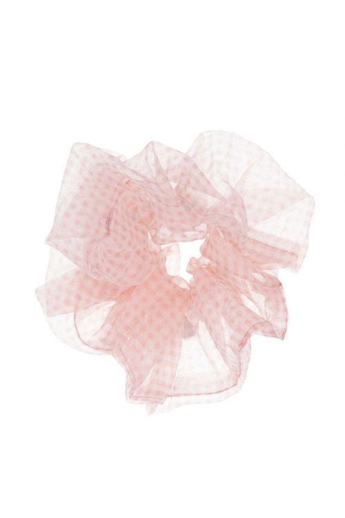 By Stær - Shrunchie - Naja Petit Scrunchie - Ternet lyserød