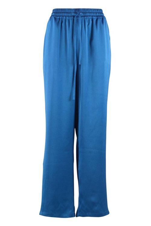 Continue - Bukser - Lea Pants - Electric Blue