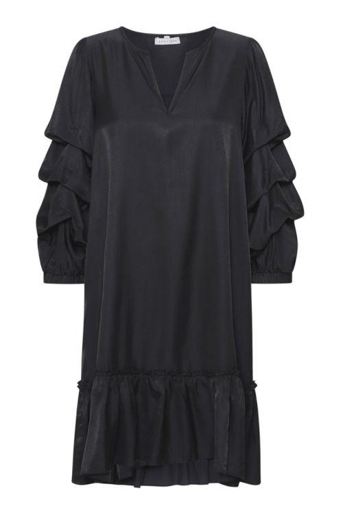 Continue - Kjole - Saga Dress - Black