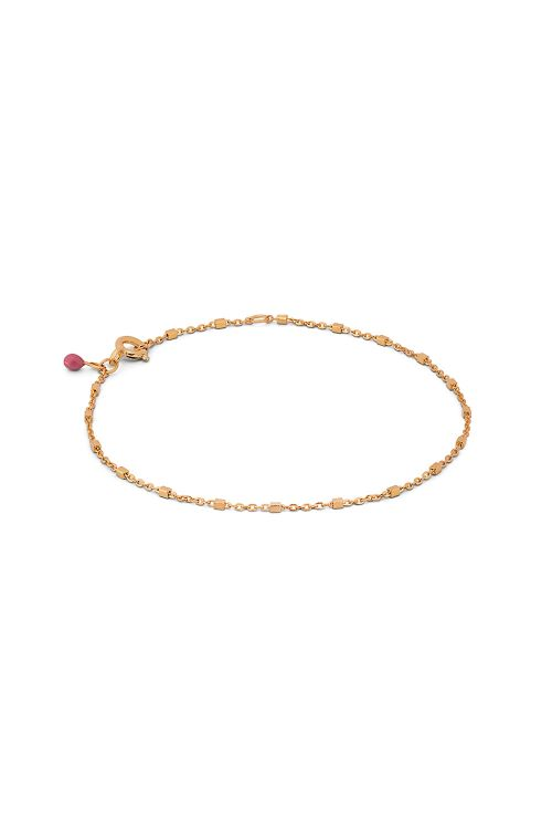 Enamel Armbånd Elva Bracelet Gold Front