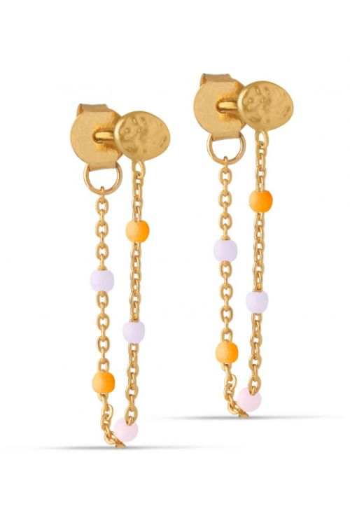 Enamel - Øreringe - Lola Earring - Heavenly