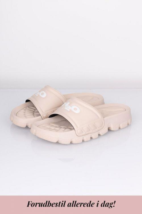 H2O Sandal Trek Sandal Sand/white Front