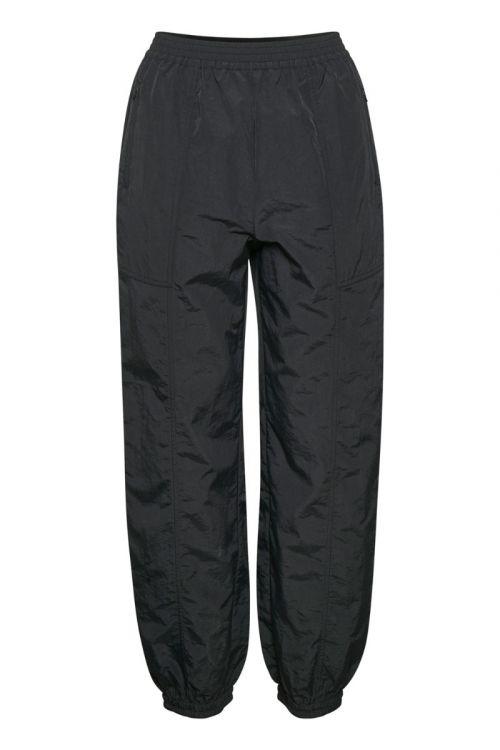 Gestuz - Bukser - Catrin HW Pants - Black