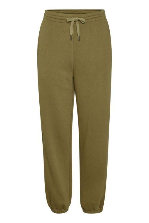 Gestuz - Bukser - Rubi HW Pants - Capers