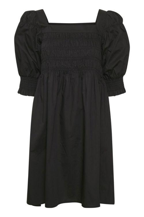 Gestuz - Kjole - Lena Dress - Black