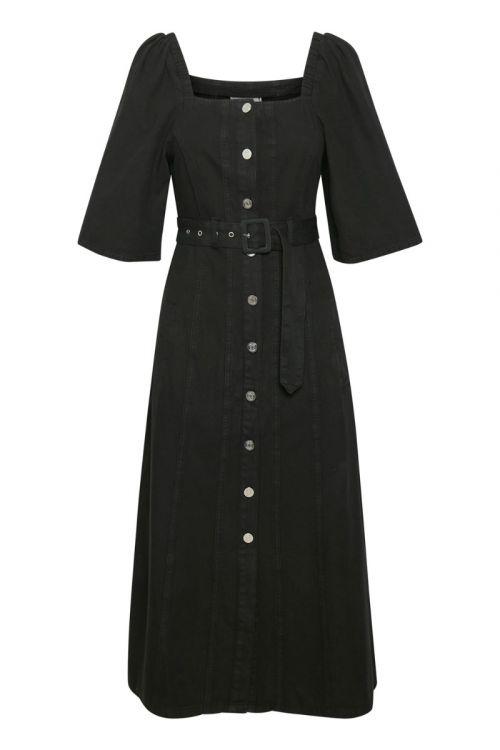 Gestuz - Kjole - Malia Dress - Black