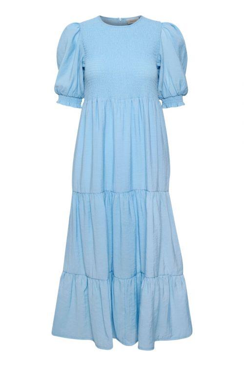 Gestuz - Kjole - Mazzi SS Dress - Clear Sky