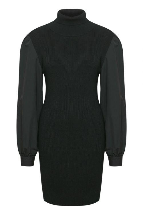 Gestuz - Kjole - Sisi Dress - Black