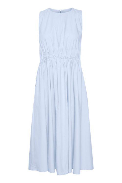 Gestuz - Kjole - Sori SL Dress - Xenon Blue