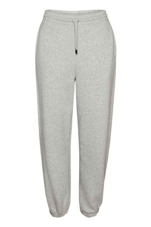 Gestuz Bukser Rubi GZ Pants Grey melange Front