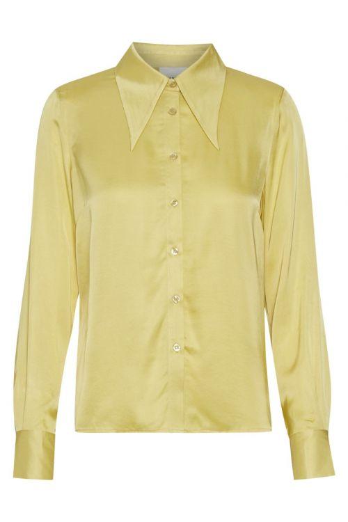 Gestuz - Skjorte - JerleGZ Shirt - Dried Moss