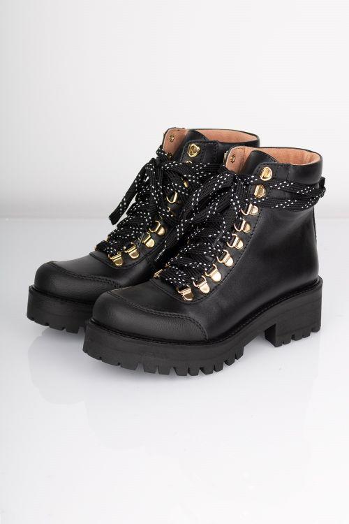 Gestuz Støvler Rando GZ Boots Black Front