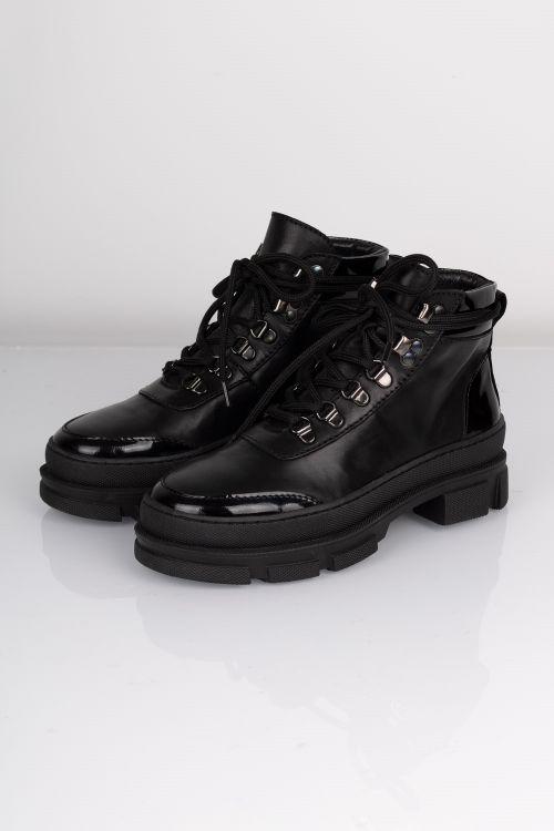 Gestuz Støvler Vando Boots Black Front