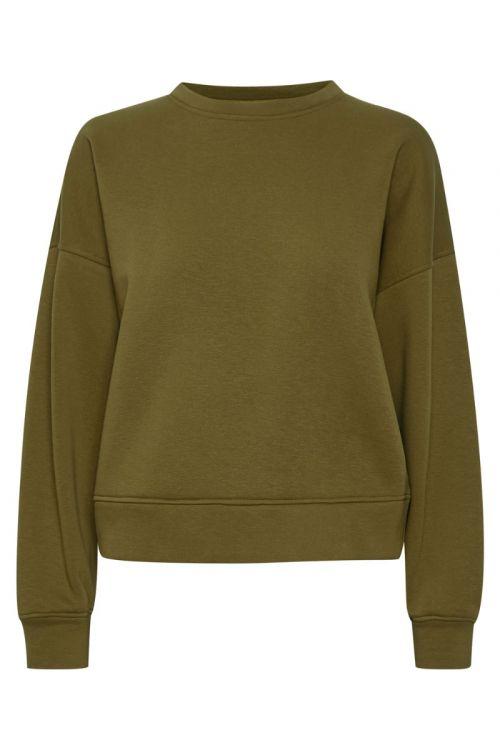 Gestuz - Sweatshirt - Rubi Sweatshirt - Capers