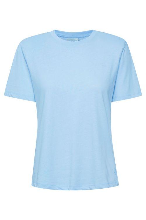 Gestuz - T-shirt - Jory Tee - Little Boy Blue