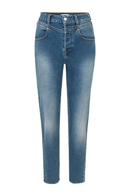 Global funk - Jeans - Alister - Soft Blue