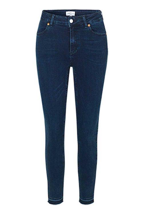 Global Funk Jeans MAR820994 Thirteen Blue Black Front