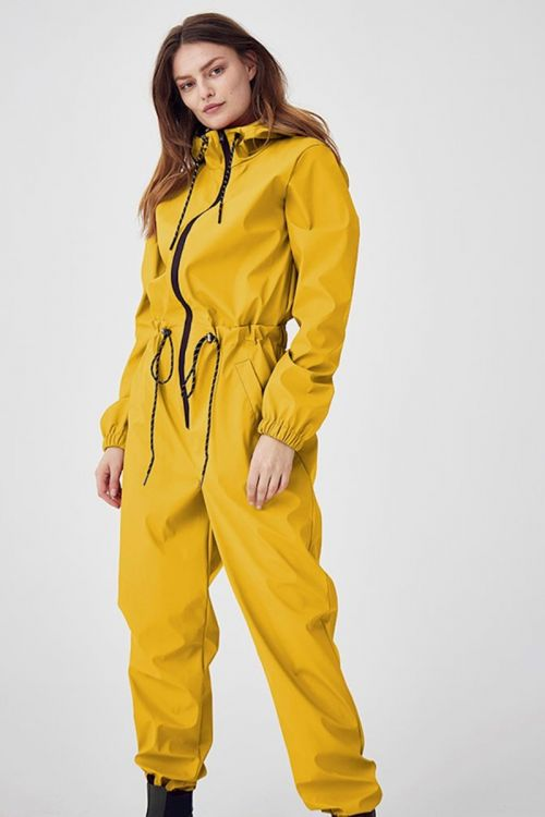 Global Funk - Jumpsuit - Kiana Jumpsuit - Yellow Dandelion