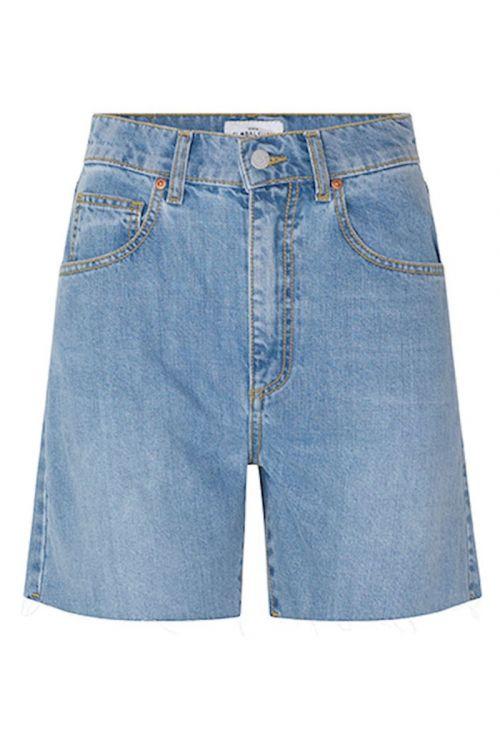 Global Funk - Shorts - Hennali - Ultra Light Blue