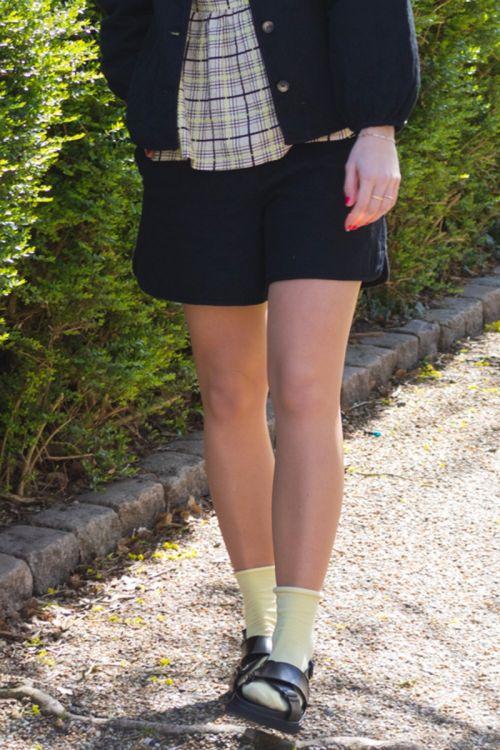 Global Funk - Shorts - Mosley - Black