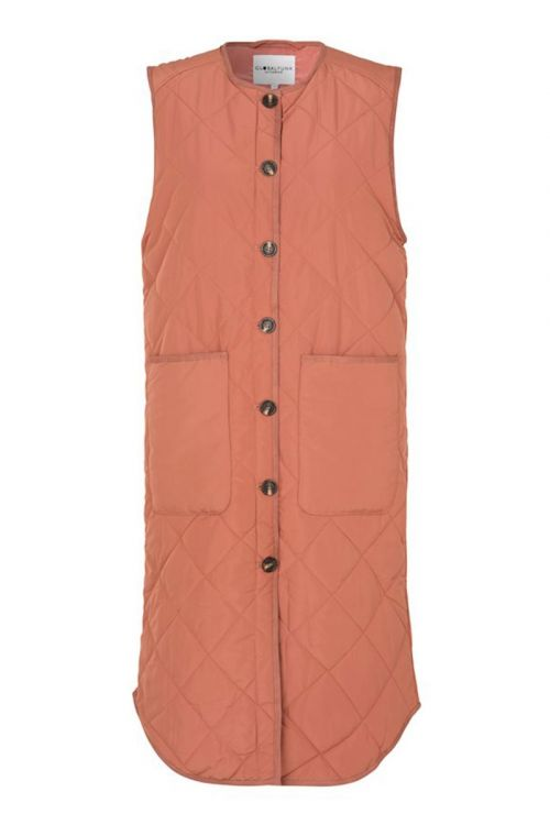 Global Funk Vest Kaison Canyon Rose Front