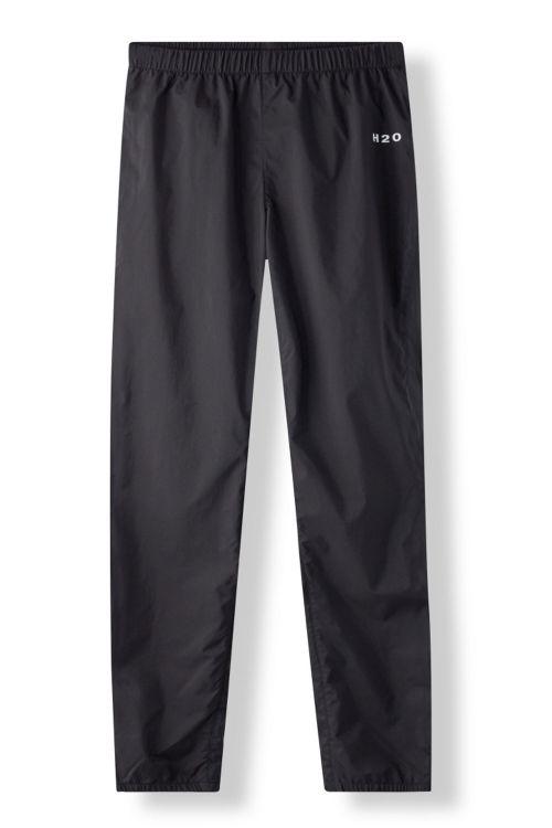 H2O Bukser Omø Tech Pants Black Front