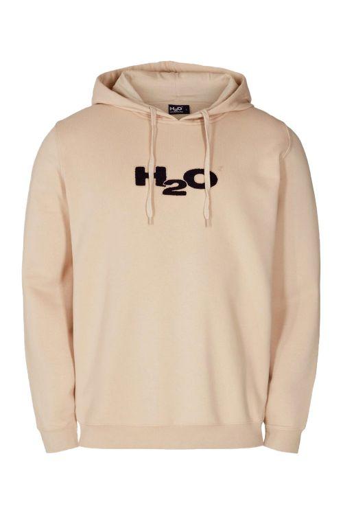 H2O Hoodie Alban Legacy Sweat Hoodie Sand Front