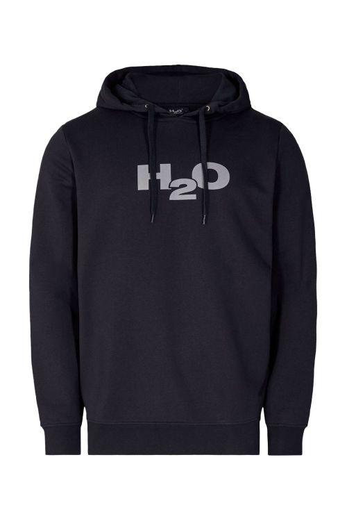 H2O Hoodie Lind Reflex Sweat Hoodie Navy Front