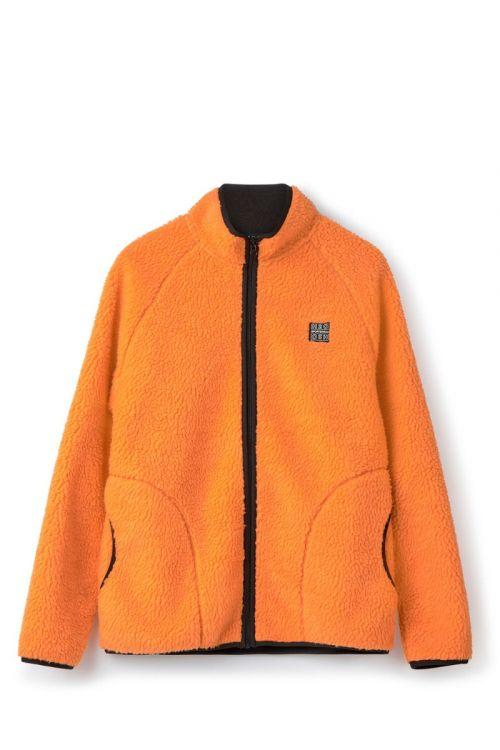 H2O - Jakke - Langli Pile Jacket - Oriole Orange