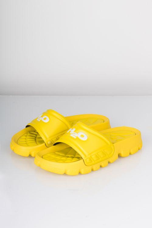 H2o Sandal Trek Citron/White Front