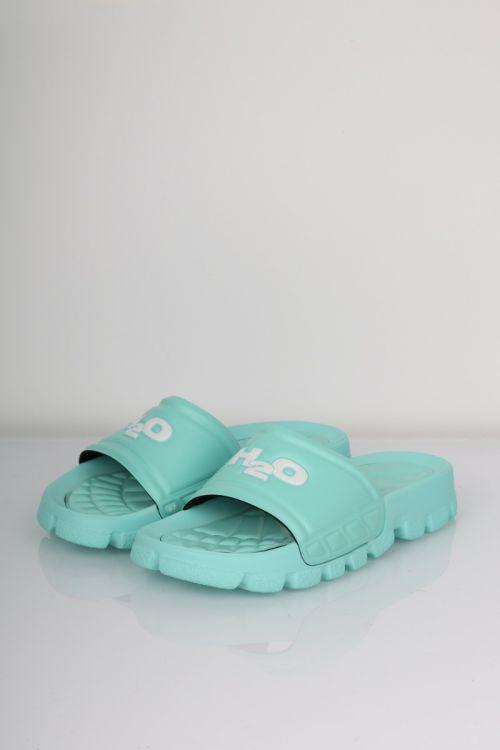 H2o Sandal Trek Pastel Green Front