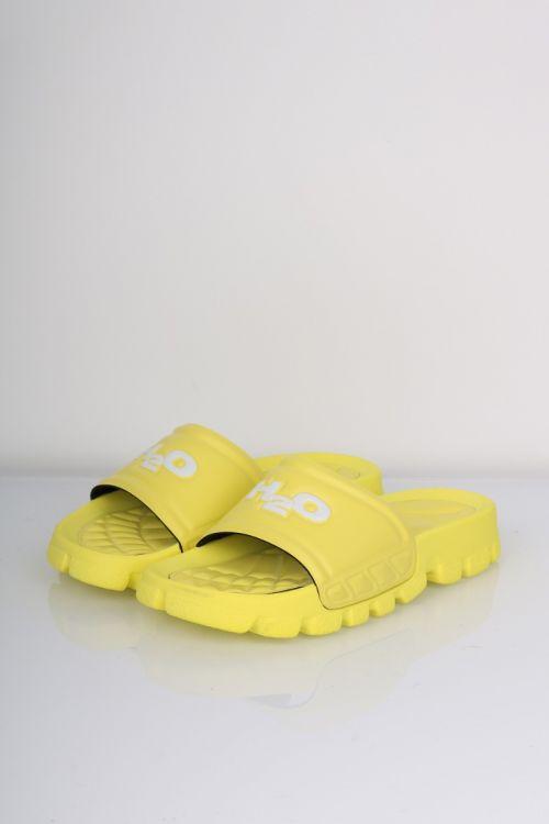 H2O Sandaler Trek Pastel Yellow Front