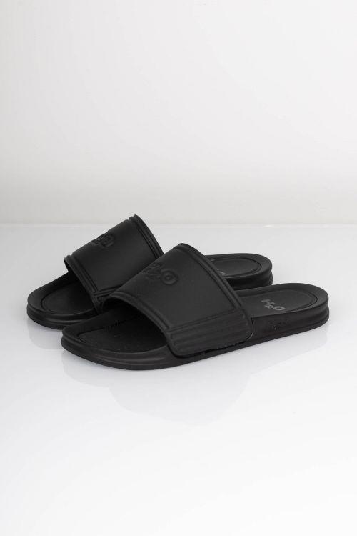H2O - Sko - Copenhagen Sandal - Black Front