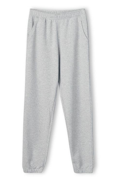H2O Sweatpants Base Woman Sweatpants Light Grey Melange Front