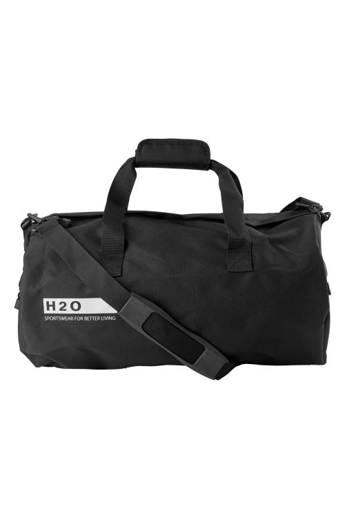 H2O Taske Langeland Sports Bag Black Front