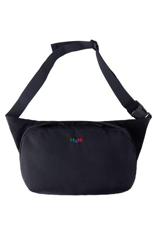 H2O Taske Lind Waist Bag L Navy Front