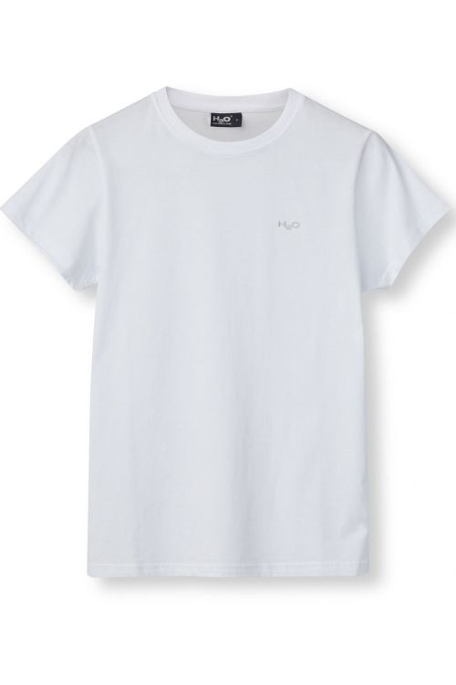H2O T-shirt Base Woman Tee White Front