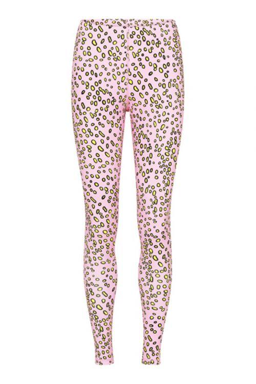 Hunkøn - Leggings - Paloma Yoga Leggings - Lavender Stained